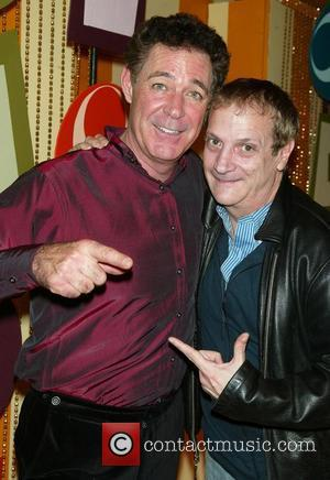 Barry Williams and Ron Palillo