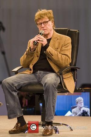 Redford Launches Films For Phones Challenge