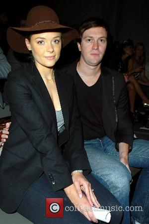 Jamie King and Kyle Newman Mercedes-Benz Fashion Week New York Spring 2008 at Gotham Hall - G-Star - Inside New...