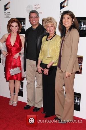 Kat Kramer, Dean Devlin, Karen Kramer, Lexine Wong and Hammer Museum