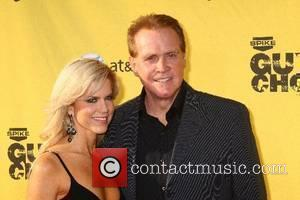 Lee Majors and guest First Annual Spike TV's