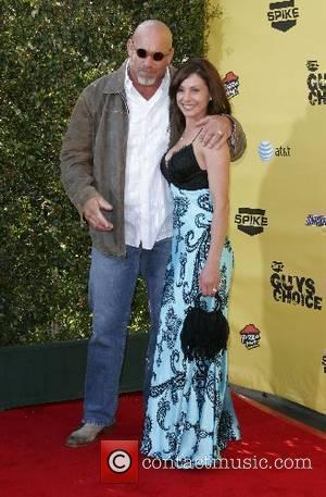 Bill Goldberg and guest First Annual Spike TV's