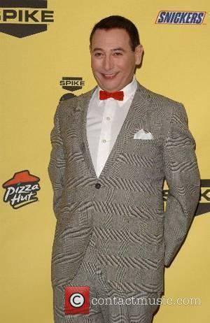Paul Pee Wee Herman First Annual Spike TV's