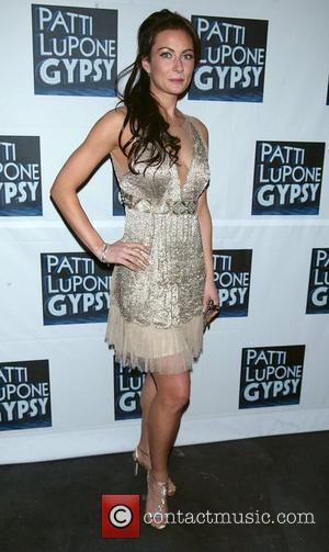 Laura Benanti  Attending the opening night after party for the revival of the musical 'GYPSY' at Mansion - Arrivals...
