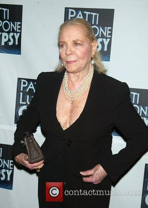 Lauren Bacall  Attending the opening night after party for the revival of the musical 'GYPSY' at Mansion - Arrivals...