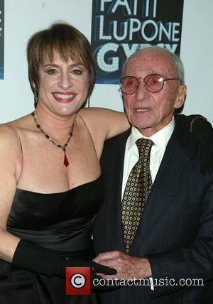 Patti Lupone and Director Arthur Laurents