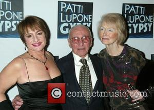 Patti Lupone, Director Arthur Laurents and Margaret Styne