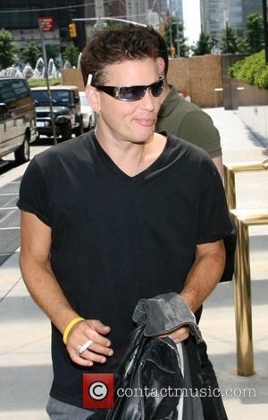Corey Haim arriving at his Manhattan hotel New York City, USA - 25.07.07