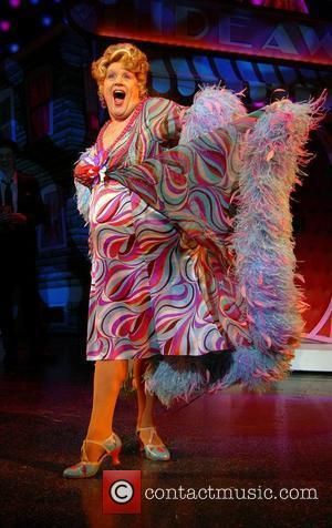 Ball To Play Edna In London's Hairspray
