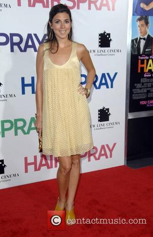 Jamie Lynn Sigler New York premiere of 'Hairspray' held at the Ziegfeld theatre - Arrivals New York City, USA -...
