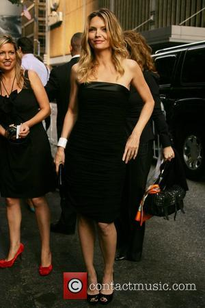 Michelle Pfeiffer New York premiere of 'Hairspray' held at the Ziegfeld theatre - Outside Arrivals New York City, USA -...
