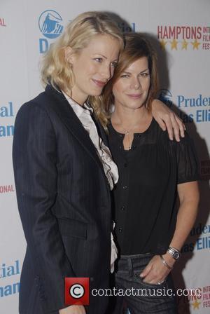 Alison Eastwood and Marcia Gay Harden Hampton International Film Festival 2007, screening of 'Rails & Ties' - Arrivals East Hampton,...