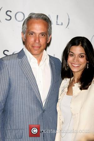 Geoffrey Zakarian and Margaret Zakarian Hampton SOCIAL @ Ross featuring a concert by Prince - Arrivals East Hampton, New York...