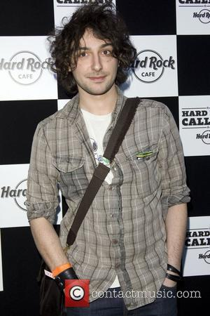 Alex Zane 'The Road to Hard Rock Calling' at the Hard Rock Cafe - Arrivals London, England- 24.04.08