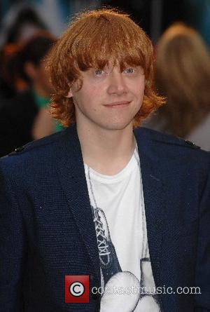 Rupert Grint, Odeon Leicester Square