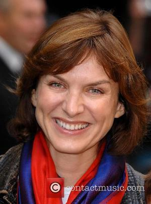 Fiona Bruce  UK Premiere of 'Harry Potter and the Order of the Phoenix' held at the Odeon Leicester Square...