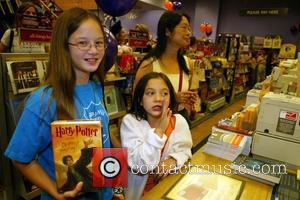 The Friendship Heights Borders Store, Harry Potter