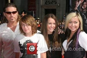 Grauman's Chinese Theatre, Billy Ray Cyrus