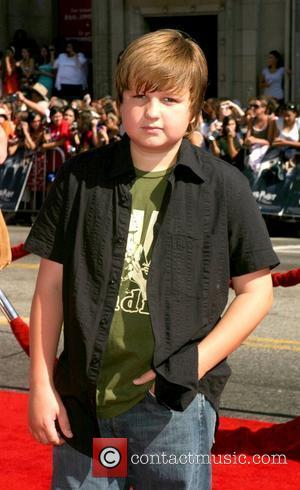 Angus T. Jones The U.S premiere of 'Harry Potter And The Order Of The Phoenix' at the Grauman's Chinese Theatre...