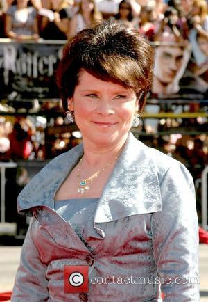 Imelda Staunton The U.S premiere of 'Harry Potter And The Order Of The Phoenix' at the Grauman's Chinese Theatre Hollywood,...