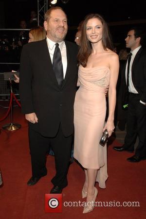 Harvey Weinstein, Nicole Kidman and Renee Zellweger