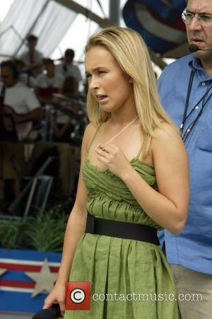 Hayden Panettiere, 4th July Celebrations