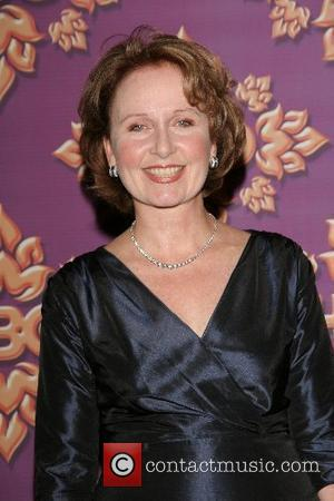Kate Burton and Hbo