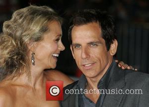 Christine Taylor and Ben Stiller Los Angeles film premiere of 'The Heartbreak Kid' held at Mann's Village Theatre - Arrivals...