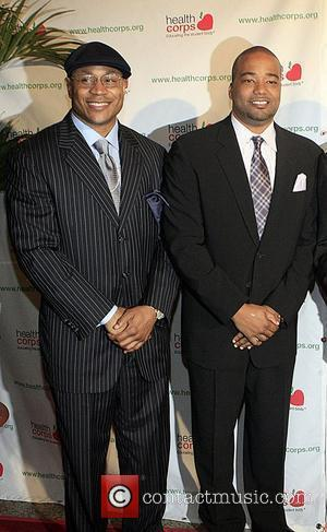 Ll Cool J and Chris Lighty