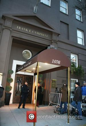 The Frank Campbell Funeral Home on Madison Avenue where the casket of actor Heath Ledger was removed from New York...
