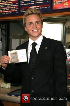 Spencer Pratt and Mtv
