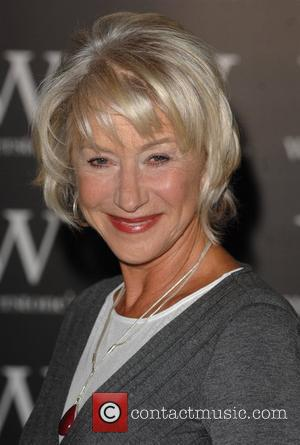 Mirren Wins Variety Club Award