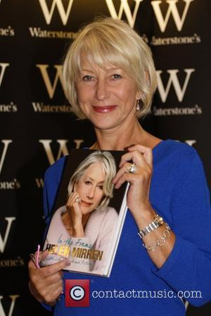 Bluewater, Helen Mirren