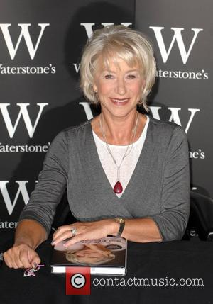 Mirren Sought The Queen's Permission