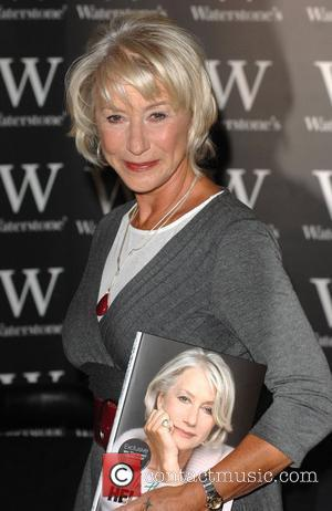 Mirren And Oscar Welcomed In London
