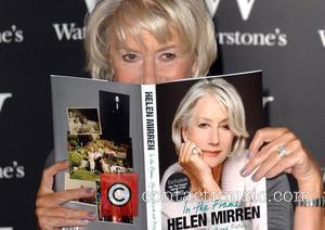 Mirren Steals Police Badge