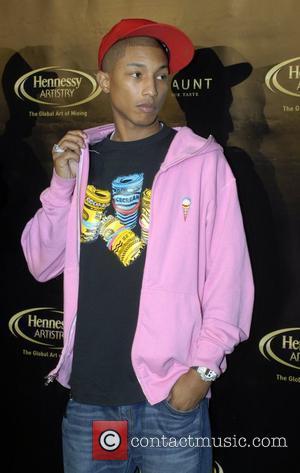 Pharrell Williams: 'I Helped Inspire Diana Concert'