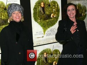 Katja Riemann and Maria Schrader