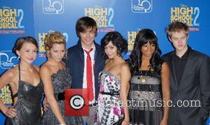 Zac Efron, Ashley Tisdale and Monique Coleman