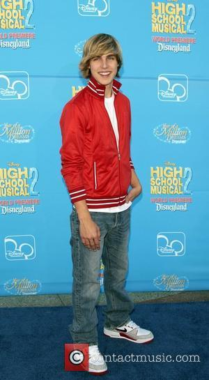 Cody Linley Disney's 'High School Musical 2' World Premiere - Arrivals held at Downtown Disney Anaheim, California USA - 14.08.07