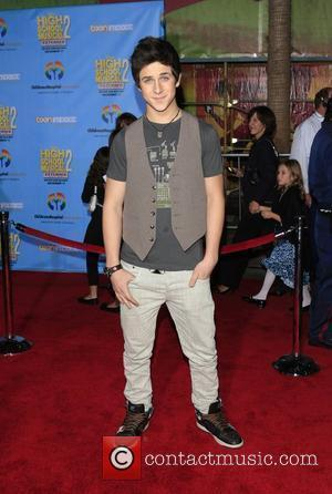 David Henry  Screening of the DVD 'High School Musical 2' held at El Capitan Theatre - Arrivals  Los...