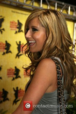 Ashley Tisdale Gala of Disney's High School Musical: The Ice Tour - Red Carpet arrivals Los Angeles, California - 05.10.07