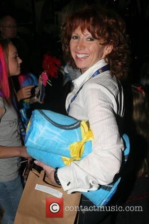 Bonnie Langford High School Musical 2 - premiere after party Vue Cinema, The O�, Peninsula Square London, England - 02.09.07