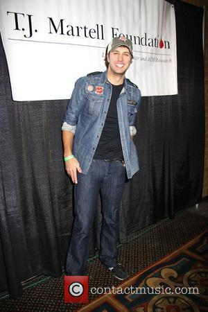 Luke Bryan Las Vegas Hilton Celebrity Poker Tournament Las Vegas, Nevada - 11.12.07