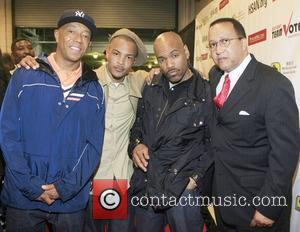 Russell Simmons, T.I