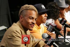 T.i and Russell Simmons