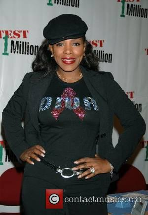 Sheryl Lee Ralph Celebrities promoting HIV testing in the black community press conference  at the Screen Actors Guild Hollywood,...