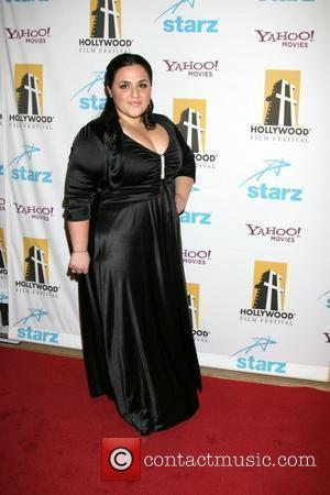 Nikki Blonsky Hollywood Film Festival 11th Annual Hollywood Awards Gala held at the Beverly Hilton Hotel Beverly Hills, California -...