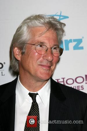 Gere: 'Indian Kiss Was An Act Of Courage'