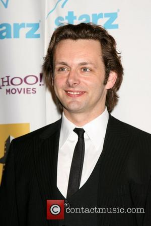 Michael Sheen, Beverly Hilton Hotel